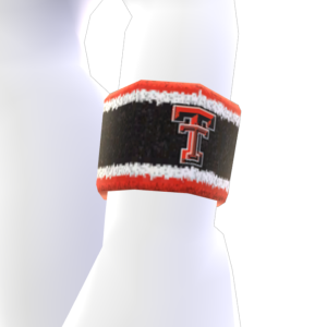 Texas Tech Wristband