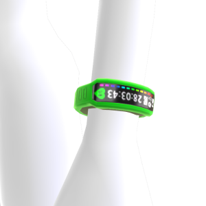 Fitness Band - Green