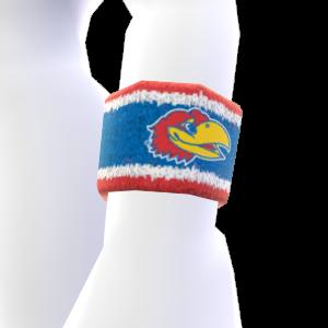Kansas Wristband