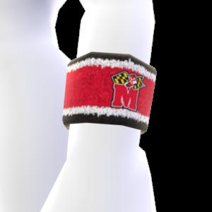 Maryland Wristband