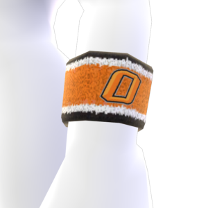 Oklahoma State Wristband