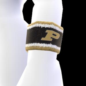 Purdue Wristband