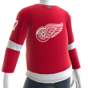Red Wings 2018 Jersey