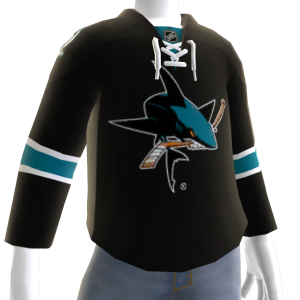 San Jose Sharks Alternate Jersey