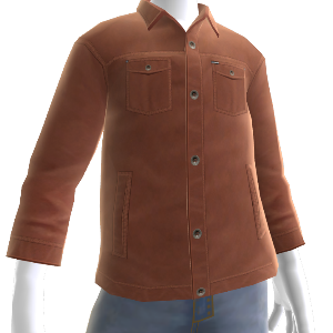 Backett Cord Jacket