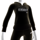 Calculated Vulnerability Hoodie