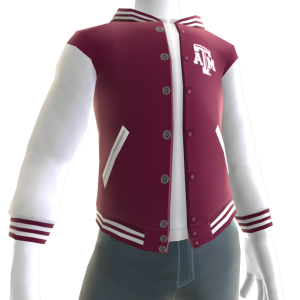 Texas A&M Varsity Jacket