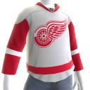 Detroit Red Wings Away Jersey