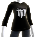 Army of TWO Hoodie