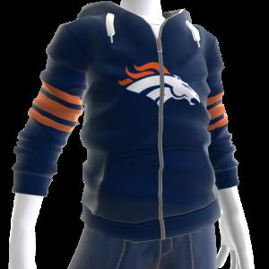 Broncos Zip Hoodie
