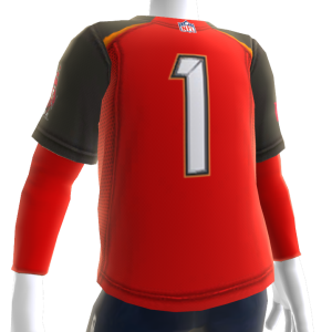 Buccaneers Fan Jersey