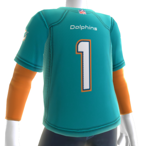Dolphins 2017 Jersey