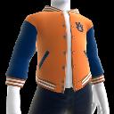 Auburn Varsity Jacket