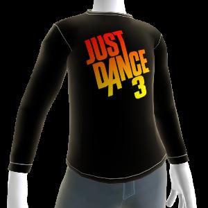 Just Dance 3 Logo Longsleeve T-shirt