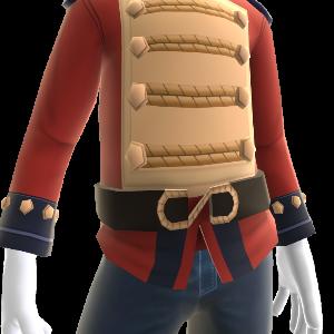 Veste de soldat de l'Albion (M)