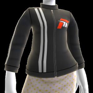 Girls Retro Jacket