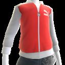 Heroes T7 Jacket - Red