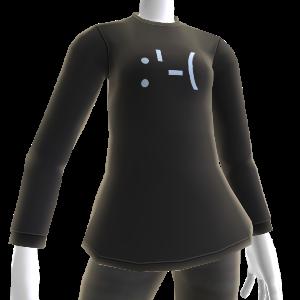 :'-(  Camisola de manga larga