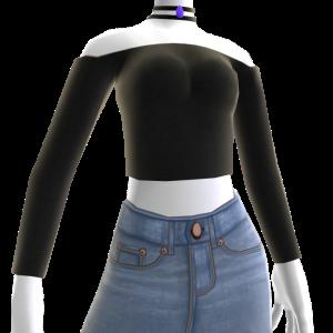 Choker and Sweater
