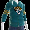 Jaguars Zip Hoodie