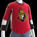 Maillot des Ottawa Senators