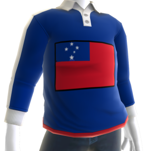 Samoa Rugby Jersey