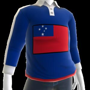 Samoa Rugby Jersey