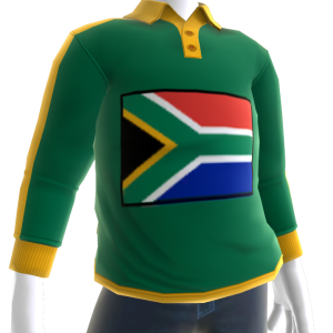 South Africa Rugby Jersey