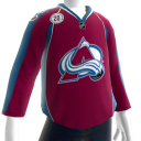 Avalanche 2016 Home Jersey