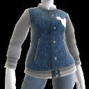 Mickey Mouse Varsity Jacket