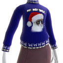 Grumpy Cat Sweater - Christmas