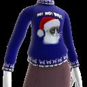 Grumpy Cat Sweater - Christmas