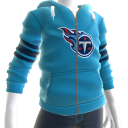 Titans Zip Hoodie