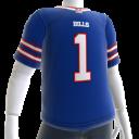 Bills 2017 Jersey