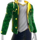 Gold St. Patty's Jacket