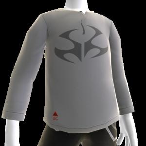 Camiseta de manga larga Fleur de Lys