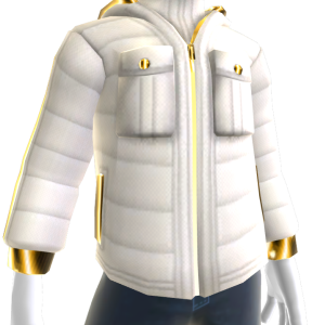 Bling Quilted Jacket SE