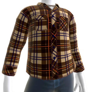 Control Flannel