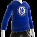 Chelsea Blue Hoodie
