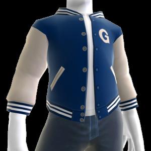 Georgetown Varsity Jacket