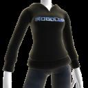 RoboCop Hoodie - Black