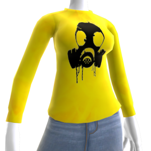 Epic Gas Mask LS Shirt