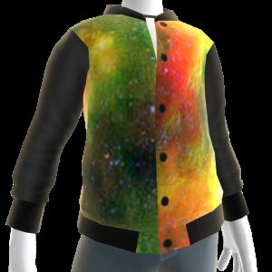 Rasta Galaxy Jacket