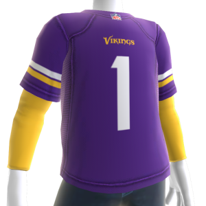 Vikings Fan Jersey