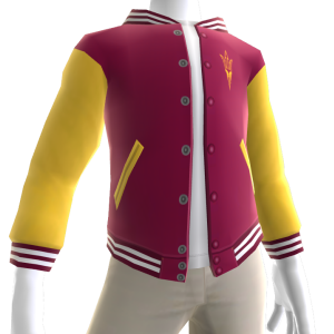 Arizona State Varsity Jacket