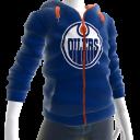Oilers Zip Hoodie