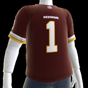 Redskins Fan Jersey
