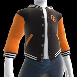 Oregon State Varsity Jacket