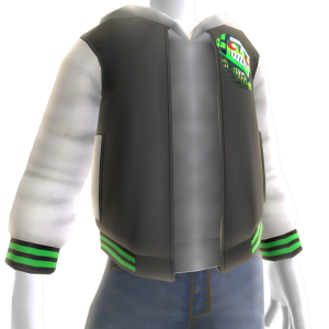 Destructoid Varsity Jacket