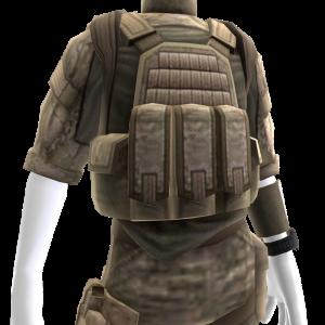Battleground Gear - Desert